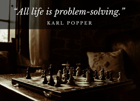 Life lessons on problem solving